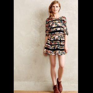 Anthropologie Holding Horses Garden Lace Dress s.S